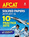 AFCAT Solved Papers and Practice Sets 2019-2011