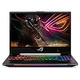ROG Strix Scar II Gaming Laptop, GL504 15.6â? 144Hz IPS-Type Slim Display, GeForce GTX 1070 8GB, Intel Core i7-8750H Processor (up to 3.9GHz), 256GB PCIe SSD + 1TB SSHD, 16GB DDR4