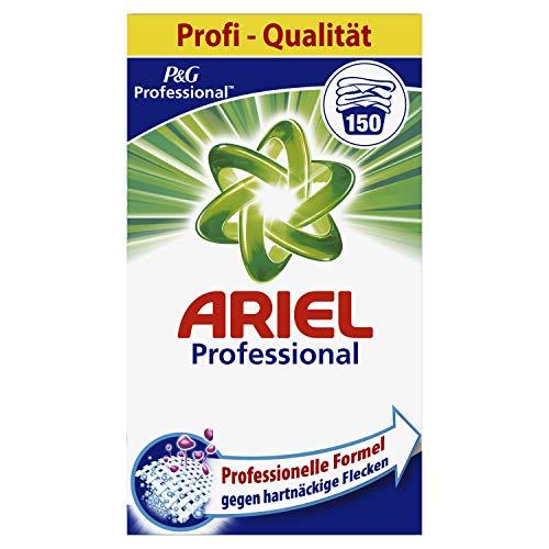 Ariel Professional Vollwaschmittel Pulver, 9,75kg, 150WL