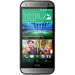 "HTC One mini 2 SIM única 4G 16GB Gris - Smartphone (11,4 cm (4.5""), 1 GB, 16 GB, 13 MP, Android, Gris)"