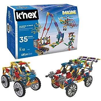 NEW K/'Nex Imagine Builder Basics 35 Model Building Set 17010