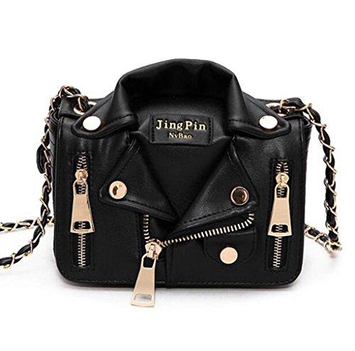 TX NEIYI Taschen-Mode-Handtasche Schräge Taschen Mode Wilde Persönlichkeit Retro-Umhängetasche Handtasche Modell Einfache Frische Mode Wild (Tasche Patent Leder-eimer)