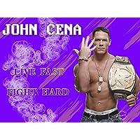 John Cena (32x24 inch, 80x60 cm) Silk Poster Seta Manifesto PJ1D-A843