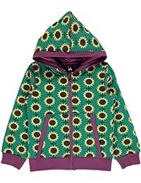 596e915c84 Maxomorra Cardigan Hood - Sunflower