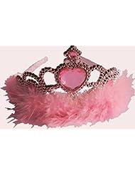 Sugar Pie Heartstone Tiara (Pale Pink)