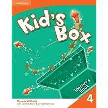 Kid's Box 4 Teacher's Book: Level 4 - 9780521688208