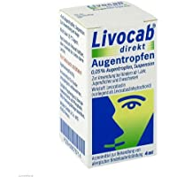 Livocab Direkt Augentropfen 4 ml preisvergleich bei billige-tabletten.eu