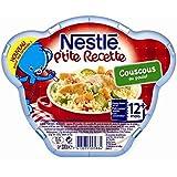 Nestlé P¿tite recette Couscous 200g 12 mois et + - ( Prix Unitaire ) - Envoi Rapide Et Soignée