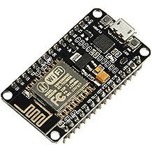 Hrph NodeMcu Lua ESP8266 ESP-12E CP2102 WIFI Network Development Board Module