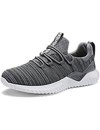 UBFEN Scarpe da Corsa Uomo Scarpe per Correre Running Sportive Ginnastica  Sneakers Fitness Training Trekking Scarpe da Casual all Aperto… 97adf80dc7f