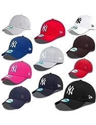 New Era 9forty Strapback Cap MLB New York Yankees verschiedene Farben
