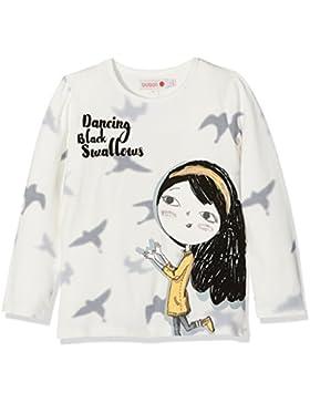 boboli Camiseta de Manga Larga para Niñas