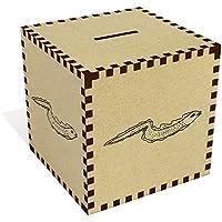 Preisvergleich für Azeeda Groß 'Aal' Sparbüchse / Spardose (MB00062970)