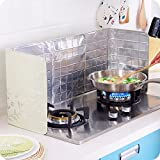 Generic Anti-splatter Shield Guard Cooking Frying Pan Oil Splash Screen Household Gadgets Kitchen Cover Tool