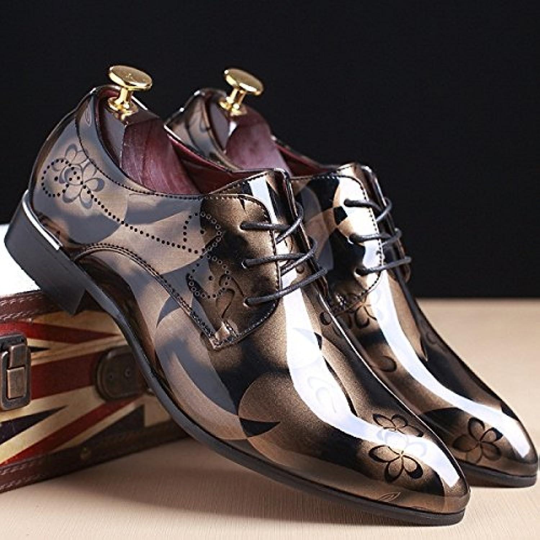 LHLWDGG.K Herren Business Kleid Schuhe Herren Oxford Schuhe Hochzeit Herrenschuhe