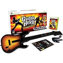 """Pack """"Guitar Hero: World Tour"""" con guitarra [Xbox 360] [Producto Importado]"""