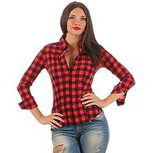 Infos für erstaunlicher Preis wie man serch rot schwarz karierte bluse - Suchergebnis auf Amazon.de für