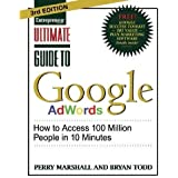 Ultimate Guide to Google AdWords by Marshall, Perry Published by Entrepreneur Press 3rd (third) edition (2012) Paperback