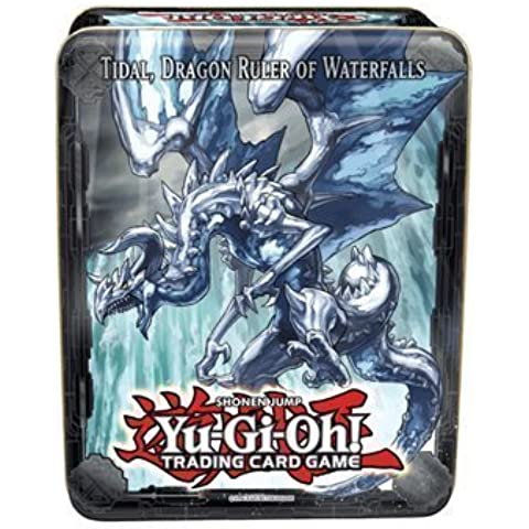 YuGiOh! Tin 2013 Wave 1 Tidal Dragon Ruler of Waterfalls english
