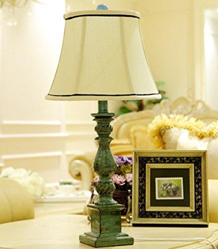 Sucatle Antik, Lampe, Tuch, schnitzen, Harz, Lampe, Schlafzimmer, Nachttischlampe, kreative, mediterran, Tischlampe, Hotel, lightingSucatle