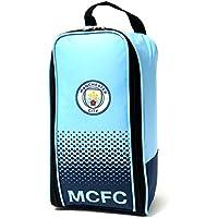 Manchester City FC botas de fútbol bolsa oficial del club azul mercancía