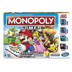 Hasbro Games Monopoly Gamer, Standard