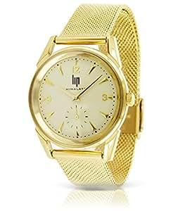LIP Himalaya Gold Bracelet milanais doré