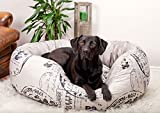 Knuffelwuff Cuddly Dog Bed With Two Functions L...