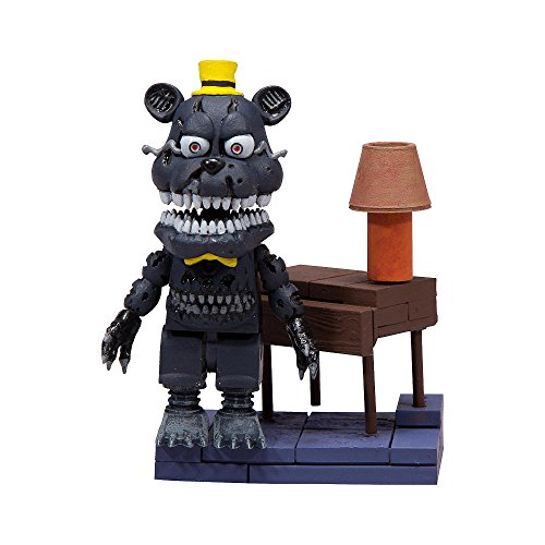 Image of McFarlane Toys Five Nights At Freddy's Micro Right Hall Construction Set