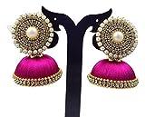 #8: Queenz Trendz MultiColor Silk Thread Jewellery