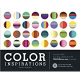 [ COLOR INSPIRATIONS: MORE THAN 3,000 INNOVATIVE PALETTES FROM THE COLOURLOVERS.COM COMMUNITY ] BY Monsef IV, Darius A ( AUTHOR )Jul-12-2011 ( Hardcover )