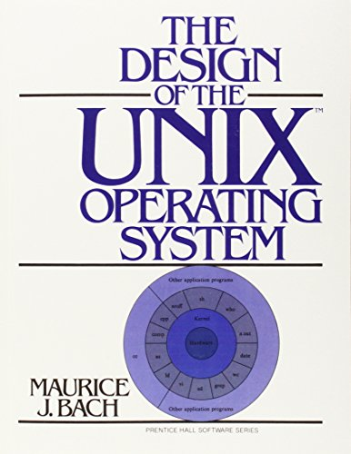 Design of the UNIX Operating System: United States Edition (Prentice Hall Software - Software Store-design Das