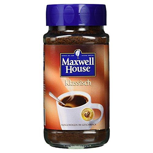 Maxwell House Klassisch Instant-/ Löskaffee Glas, 200 g