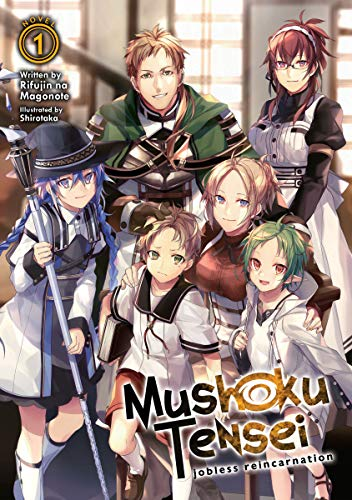 Mushoku Tensei: Jobless Reincarnation (Light Novel) Vol. 1 (English Edition)