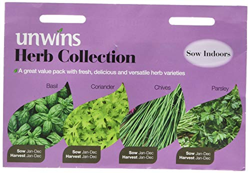 Unwins Herb Collection