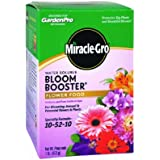 The Scotts Co. 1360011 Miracle-Gro Flower Dry Plant Food-1# GP MG BLOOM BOOSTER