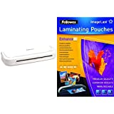 Best Fellowes Laminating Sheets - Fellowes L-125 A4 Jam Free Personal Laminator Review