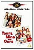 Yours, Mine And Ours [DVD] [2006] by Lucille Ball