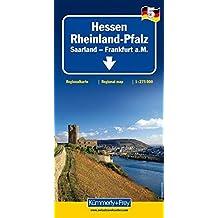 Rhineland-Palatinate Saarland 5 k&f Hessen, Frankfurt