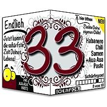 Geburtstag spruche 33 jahre