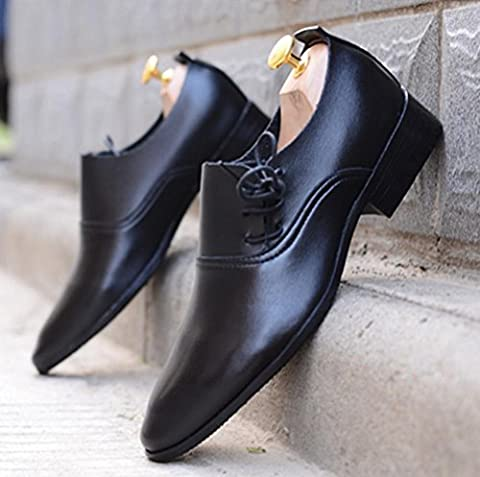Costumes Blancs Chaussures - HYLM Chaussures de mariage pour hommes Styles