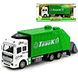 Magideal Die Cast Pull Back Sanitation G...