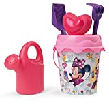 Minnie Mouse Cubo de Playa Completo (Smoby 862073)