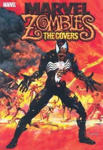 Marvel Hardcover Zombies (Marvel Zombies: The Covers HC (Oversized) by Arthur Suydam (2007-11-07))
