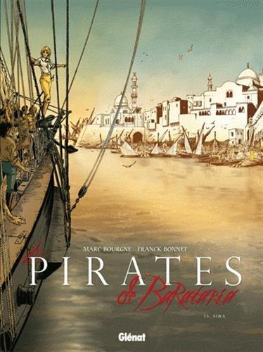 Les Pirates de Barataria - Tome 05: Le Caire par Marc Bourgne