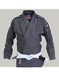Valor Bravura Kimono de JJB noir avec ceinture blanche incluse