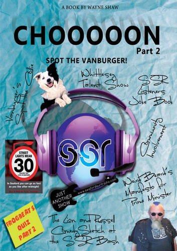 Chooooon Part 2 Spot the Vanburger!: Part 2 por Wayne Shaw