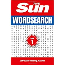 The Sun Wordsearch Book 1: 300 Brain-Teasing Puzzles