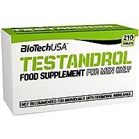 Biotech USA Testandrol Estimulante de Testosterona - 2100 gr