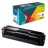 Do it Wiser ® Kompatible Toner CLT-K504S für Samsung Xpress SL-C1860FW CLX-4195FW CLX-4195FN SL-C1810W CLP-415 CLP-415N CLP-415NW CLP-470 CLP-475 CLX-4195N (Schwarz)
